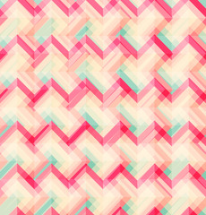 Abstract Geometric Seamless Pattern Background Vector Illustrati