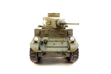 American light tank M3