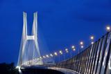 Bridge at dusk - 64804232
