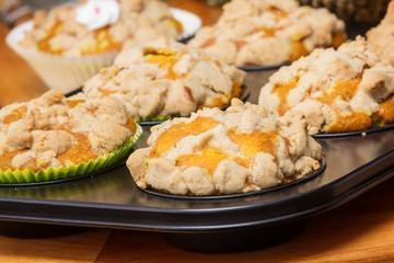 Frische Muffins