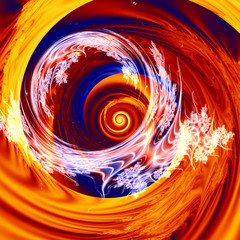Vortex of Colors