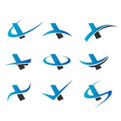 Alphabet I Icons