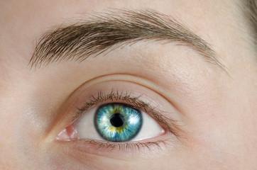 Sexy Blue Eye
