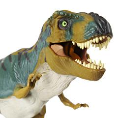 Dinosaur Closeup