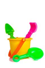toy beach bucket