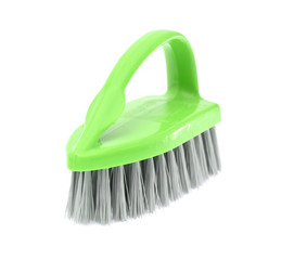Cleaning Brush Isolated on White Background