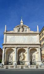 Fontana del Mosè o Fontana dell'Acqua Felice