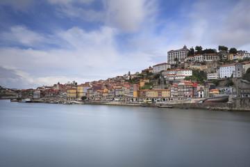 Paisagem urbana da cidade do Porto