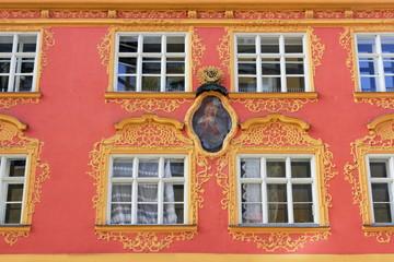 Ingolstadt Hausfassade