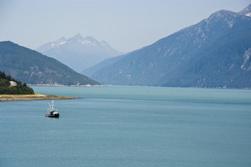 Alaska - Enjoy The Beautiful View Of Haines Borough - Travel