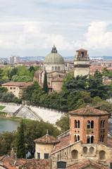 Cityscape of Verona