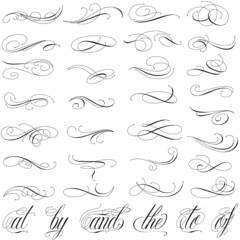 Tattoo curls
