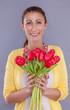 female bouquet