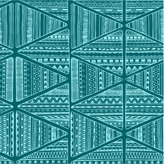 Seamless ethnic pattern. Vector tribal background.
