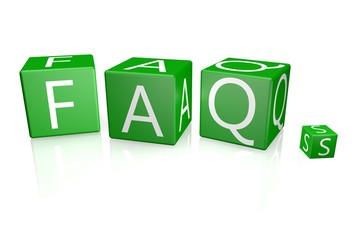 FAQs Würfel grün