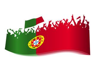 2014 Gruppen Schild - Portugal