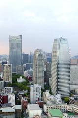 Stadtpanorama Tokyo (Japan)