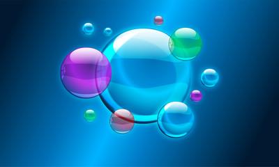 bolle, sapone, fantasia, universi