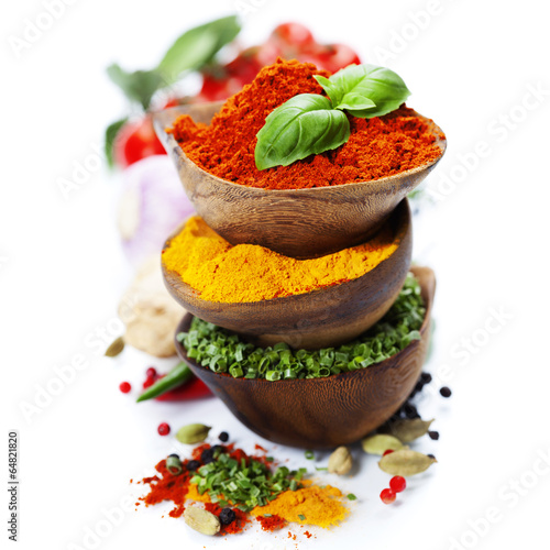 Spices and herbs - 64821820