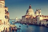 Wielki kanał i bazylika Santa Maria della Salute, Wenecja - 64822871