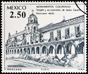 Catherine's Convent, Patzcuaro (Mexico 1980)