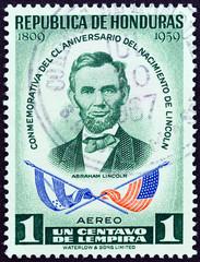 Abraham Lincoln (Honduras 1959)