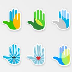 Рука форма