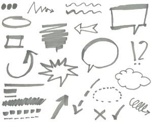 Marker elements vol 1