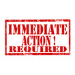 Immediate Action Required-stamp