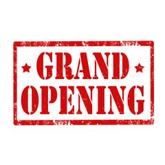 Grand Opening-stamp