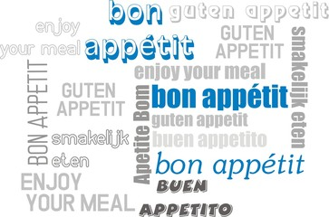 fond bon appétit