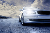 Fototapety great car