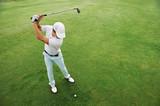 Fototapety Golf shot