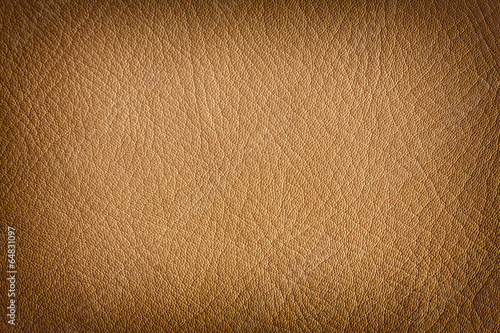 Deurstickers Stof Natural leather background