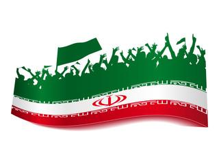 2014 Gruppen Schild - Iran