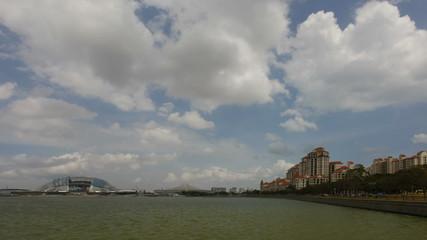Tanjong Rhu Luxury Condos in Singapore along Kallang River Basin