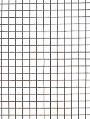 Background texture of metal mesh cells isolated
