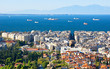 Thessaloniki from the top