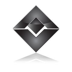 логотип F и V