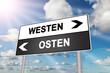 Westen Osten