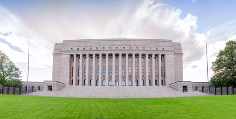 Parliament of Finland, Helsinky