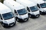 Delivery Vans poster