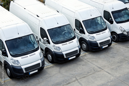Delivery Vans - 64839067