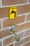 Rainwater Tap poster