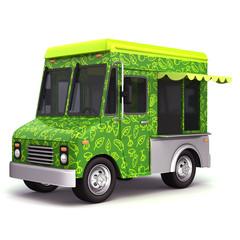Food truck organic