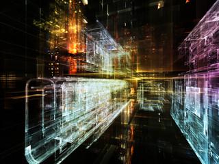 Lights of Future Metropolis