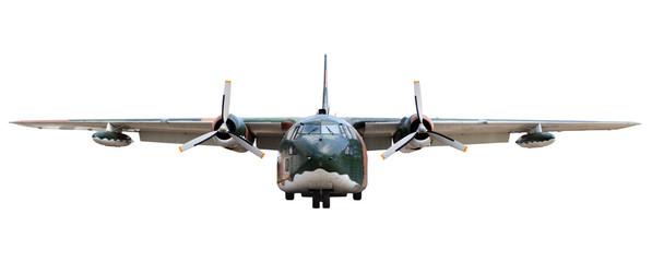 oldmilitary  transportation  plane