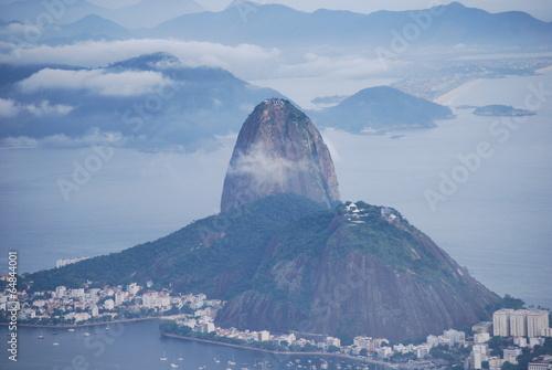 Birds Eye View of Rio Bird's Eye View to Rio de
