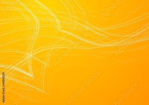 Abstract modern tech design