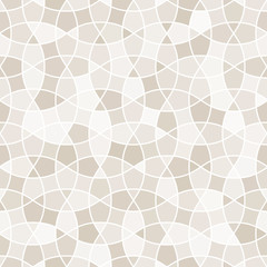 Tangled Tessellation Pattern